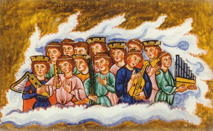 Hildegard von Bingen Gesang Musik